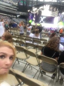 Donald Aldrich attended Taylor Swift Reputation Stadium Tour on Jul 21st 2018 via VetTix