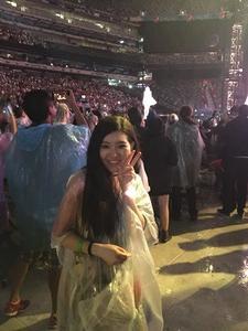 ANIL attended Taylor Swift Reputation Stadium Tour on Jul 21st 2018 via VetTix