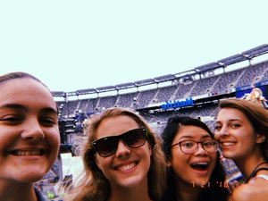 Rivers attended Taylor Swift Reputation Stadium Tour on Jul 21st 2018 via VetTix