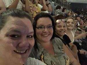Sean attended Tim McGraw & Faith Hill Soul2Soul the World Tour 2018 - Country on Jul 14th 2018 via VetTix