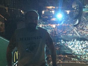 Kevin attended Tim McGraw & Faith Hill Soul2Soul the World Tour 2018 - Country on Jul 14th 2018 via VetTix