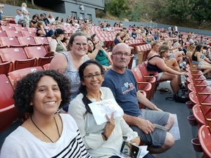 Christy attended Vance Joy Nation of Two World Tour on Jul 6th 2018 via VetTix