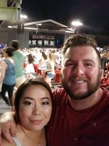 jason attended Vance Joy Nation of Two World Tour on Jul 6th 2018 via VetTix