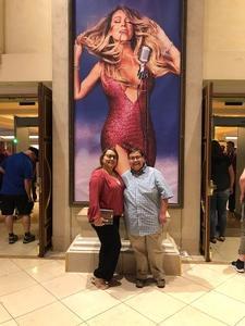 Joshua attended Mariah Carey - the Butterfly Returns on Jul 5th 2018 via VetTix