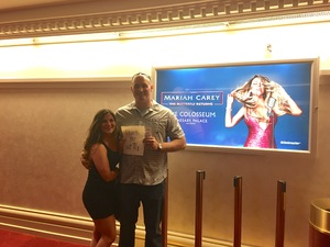 Michael attended Mariah Carey - the Butterfly Returns on Jul 5th 2018 via VetTix
