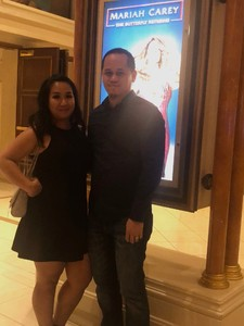 Jayson attended Mariah Carey - the Butterfly Returns on Jul 5th 2018 via VetTix