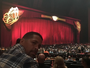 Benjamin attended Mariah Carey - the Butterfly Returns on Jul 5th 2018 via VetTix