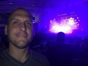 Phillip attended Coheed and Cambria & Taking Back Sunday - Alternative Rock on Jul 8th 2018 via VetTix