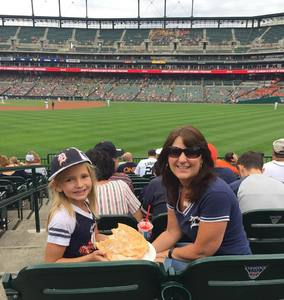 Jerry attended Detroit Tigers vs. Cincinnati Reds - MLB on Aug 1st 2018 via VetTix
