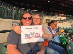 Brad attended Detroit Tigers vs. Chicago White Sox - MLB on Aug 14th 2018 via VetTix