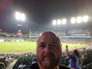 Marcus attended Detroit Tigers vs. Chicago White Sox - MLB on Aug 14th 2018 via VetTix
