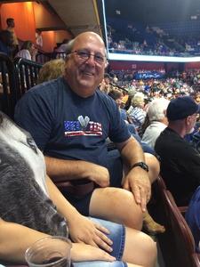 Tom attended Connecticut Sun vs. Chicago Sky - WNBA - Basketball on Aug 12th 2018 via VetTix
