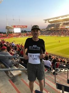 Click To Read More Feedback from Chicago Fire vs. Philadelphia Union - Military Appreciation Match - MLS