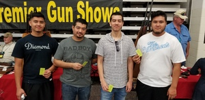 John attended Pasadena Gun Show - Presented by Premier Gun Shows - Good for Saturday or Sunday on Aug 12th 2018 via VetTix