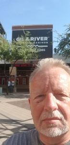 Phillip attended Arizona Diamondbacks vs. Texas Rangers - MLB on Jul 30th 2018 via VetTix