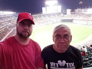 wayne attended Minnesota Twins vs. Kansas City Royals - MLB on Aug 4th 2018 via VetTix