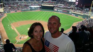 Jess attended Minnesota Twins vs. Kansas City Royals - MLB on Aug 4th 2018 via VetTix