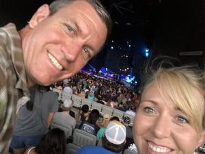 Larci & Chris attended 3 Doors Down & Collective Soul: the Rock & Roll Express Tour on Jul 17th 2018 via VetTix