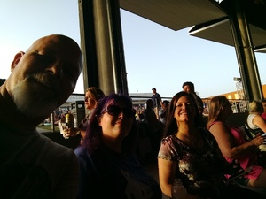 Robert attended 3 Doors Down & Collective Soul: the Rock & Roll Express Tour on Jul 17th 2018 via VetTix