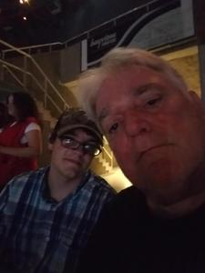 Annemarie attended 3 Doors Down & Collective Soul: the Rock & Roll Express Tour on Jul 14th 2018 via VetTix