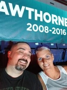 William attended Tim McGraw & Faith Hill Soul2Soul the World Tour 2018 on Jul 20th 2018 via VetTix