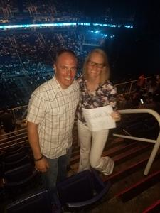 Steven attended Tim McGraw & Faith Hill Soul2Soul the World Tour 2018 on Jul 20th 2018 via VetTix