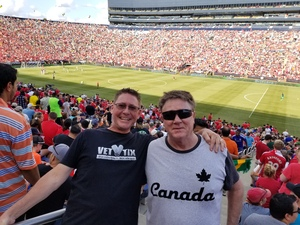 Click To Read More Feedback from Manchester United vs. Liverpool FC - International Champions Cup 2018