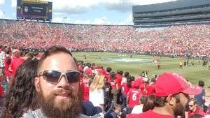 Jason attended Manchester United vs. Liverpool FC - International Champions Cup 2018 on Jul 28th 2018 via VetTix