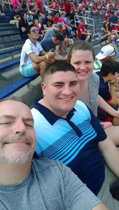mike attended Manchester United vs. Liverpool FC - International Champions Cup 2018 on Jul 28th 2018 via VetTix
