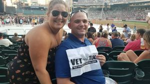 Chad attended Def Leppard and Journey Live in Concert on Jul 13th 2018 via VetTix