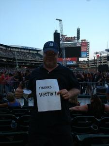 John attended Def Leppard and Journey Live in Concert on Jul 13th 2018 via VetTix