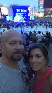 Amy attended Def Leppard and Journey Live in Concert on Jul 13th 2018 via VetTix