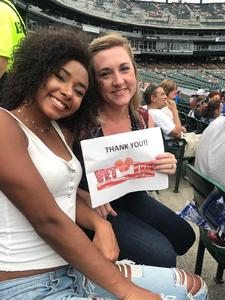 Joshua attended Zac Brown Band Etix 7/14/2018 on Jul 14th 2018 via VetTix