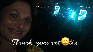 Mark attended Zac Brown Band Etix 7/14/2018 on Jul 14th 2018 via VetTix