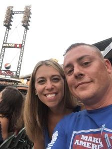 Ryan attended Zac Brown Band Etix 7/14/2018 on Jul 14th 2018 via VetTix