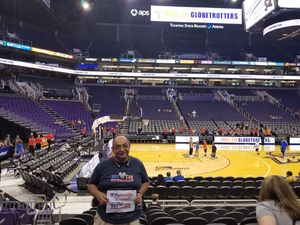 Hani attended Harlem Globetrotters 2018 World Tour - 1pm Show on Aug 11th 2018 via VetTix