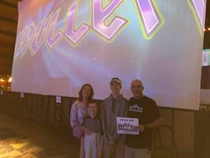 Matthew attended Mullett on Aug 4th 2018 via VetTix