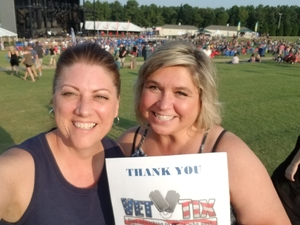 Andrea attended Lindsey Stirling + Evanescence on Aug 14th 2018 via VetTix