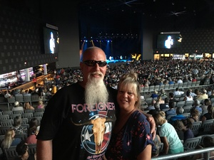 Malinda attended Stars Align Tour: Jeff Beck & Paul Rodgers and Ann Wilson of Heart on Jul 25th 2018 via VetTix