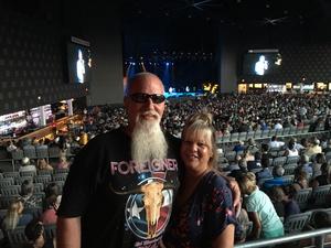 Malinda attended Stars Align Tour: Jeff Beck & Paul Rodgers and Ann Wilson of Heart on Jul 25th 2018 via VetTix
