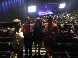 Ralph attended Stars Align Tour: Jeff Beck & Paul Rodgers and Ann Wilson of Heart on Jul 25th 2018 via VetTix