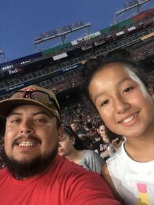 ismael attended Shania Twain: Now on Jul 17th 2018 via VetTix