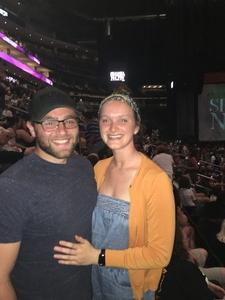 Brooke attended Shania Twain: Now on Jul 17th 2018 via VetTix