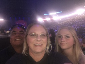 Christine attended Counting Crows With Special Guest +live+: 25 Years and Counting on Jul 18th 2018 via VetTix