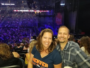 Michelle attended Counting Crows With Special Guest +live+: 25 Years and Counting on Jul 18th 2018 via VetTix