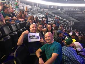 jeremy attended Counting Crows With Special Guest +live+: 25 Years and Counting on Jul 18th 2018 via VetTix