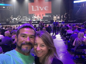 Rodney attended Counting Crows With Special Guest +live+: 25 Years and Counting on Jul 18th 2018 via VetTix