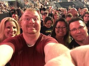 Shawn attended Journey and Def Leppard - Live in Concert on Jul 18th 2018 via VetTix
