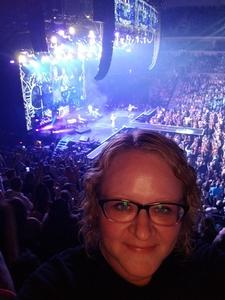 Anne attended Journey and Def Leppard - Live in Concert on Jul 18th 2018 via VetTix