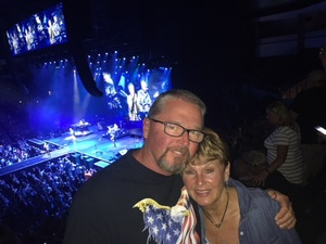 Gaylord attended Journey and Def Leppard - Live in Concert on Jul 18th 2018 via VetTix